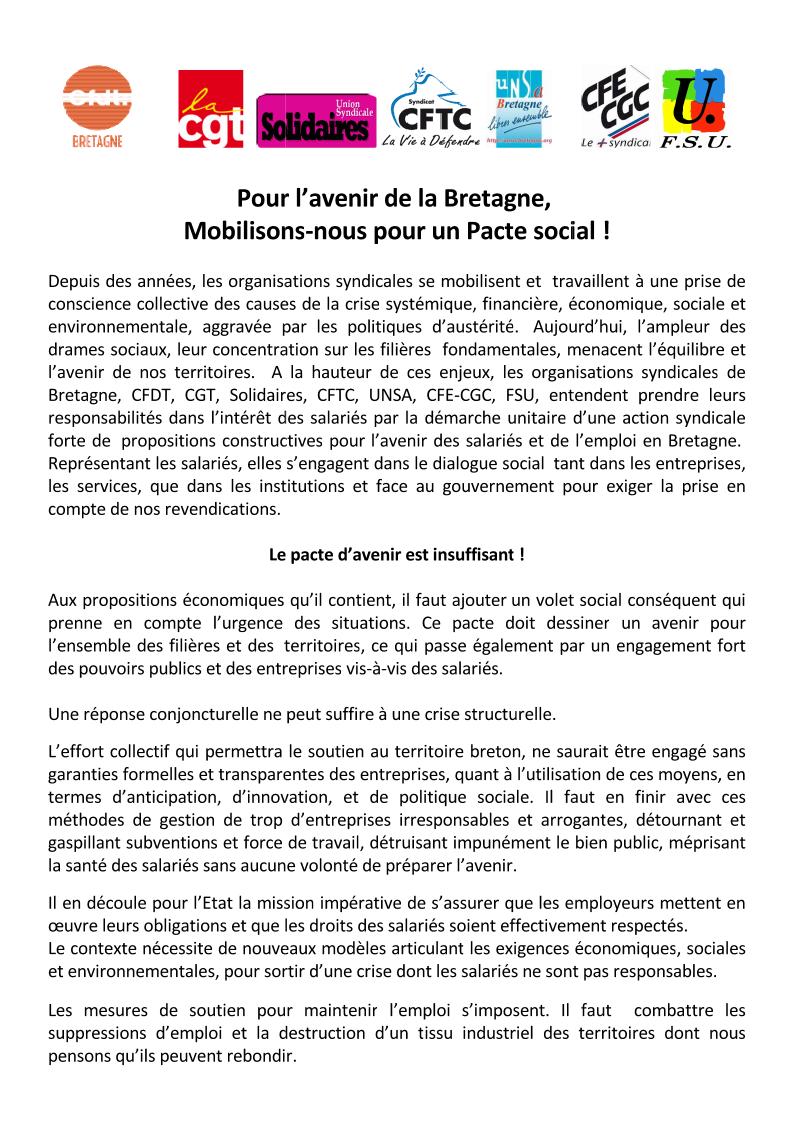 Mobilisons-nous le 23 novembre pour l'Avenir de la Bretagne. dans Liens declaration-intersyndicale-du-13-nov-2013_page_11